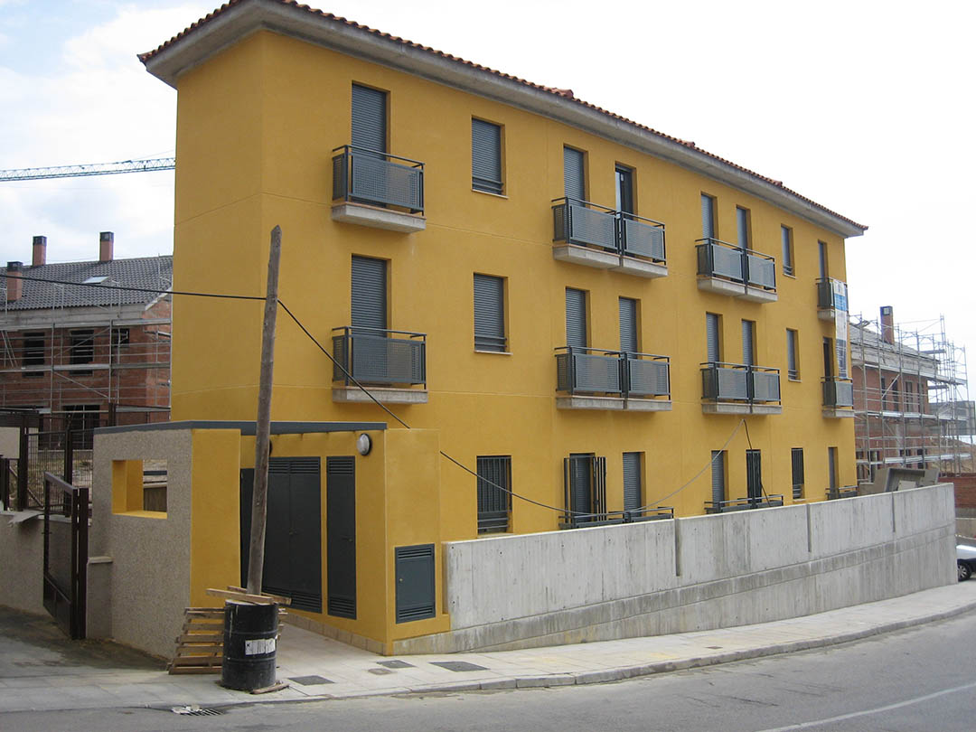 fachada delantera